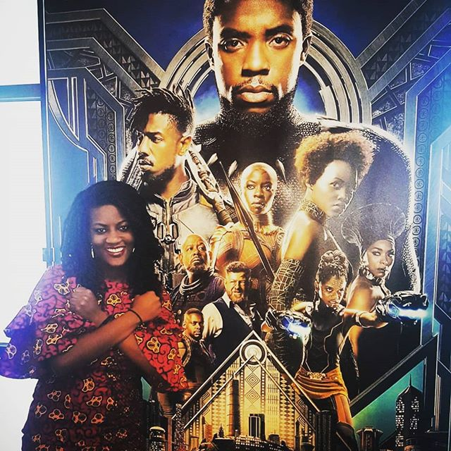 This is what prepping for episodes looks like #wakandaforever #wearetheget