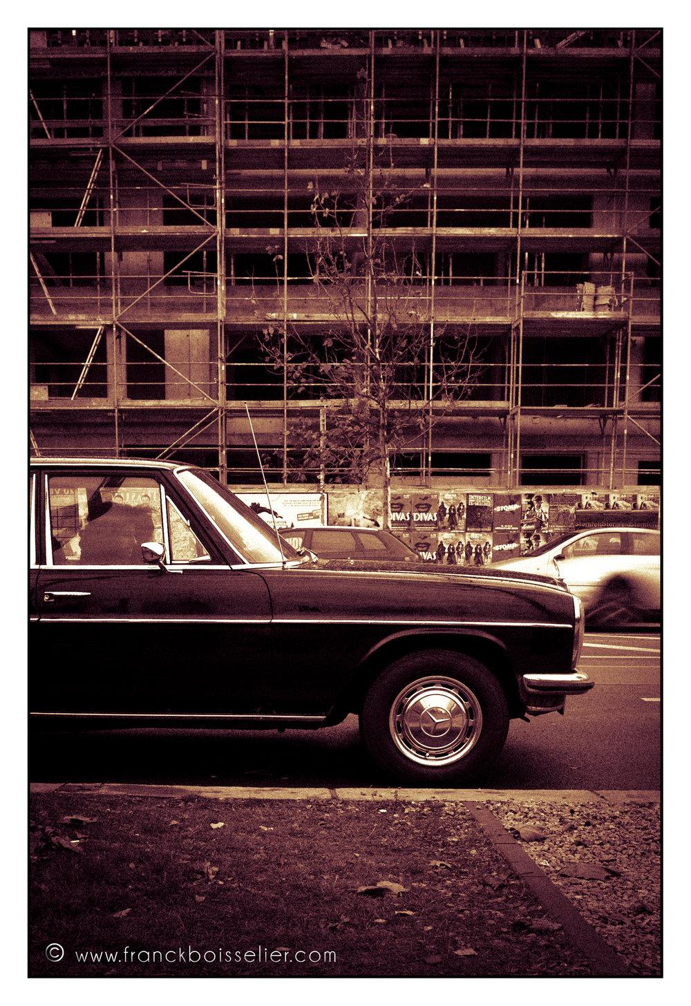 dans les rues de Berlin - streetphotography -