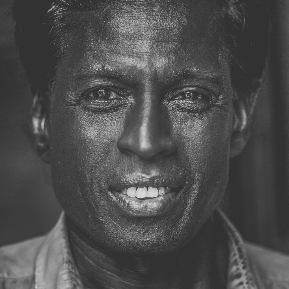 Ouvrier à GALLE - SRI LANKA