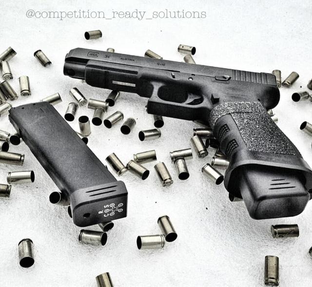 Glock Magazine Extensions