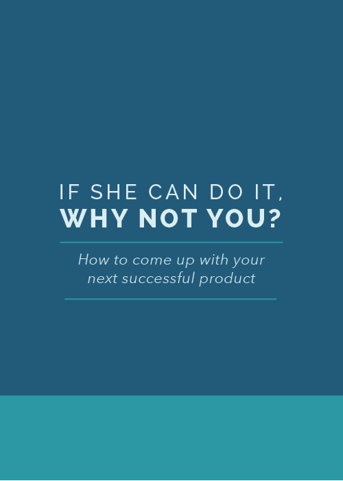 If She Can Do It, Why Not You? - The Elle & Company Collaborative