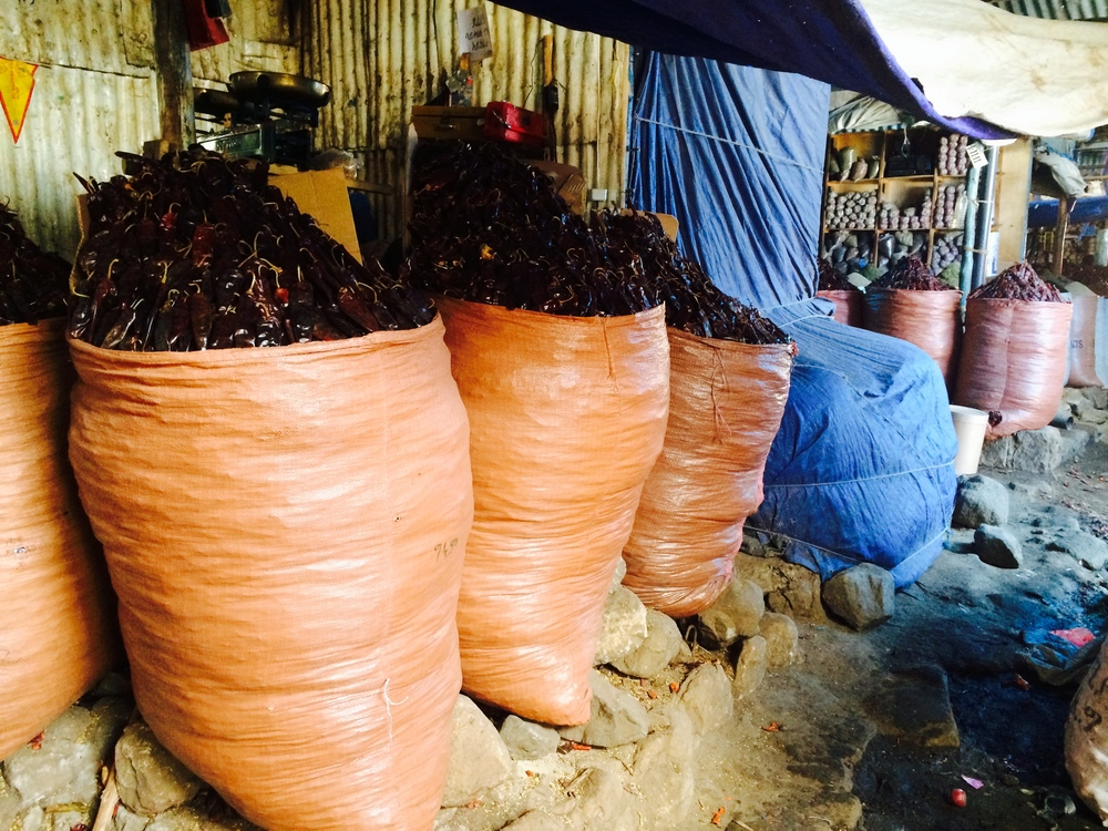 Berbere Pepper Sacks