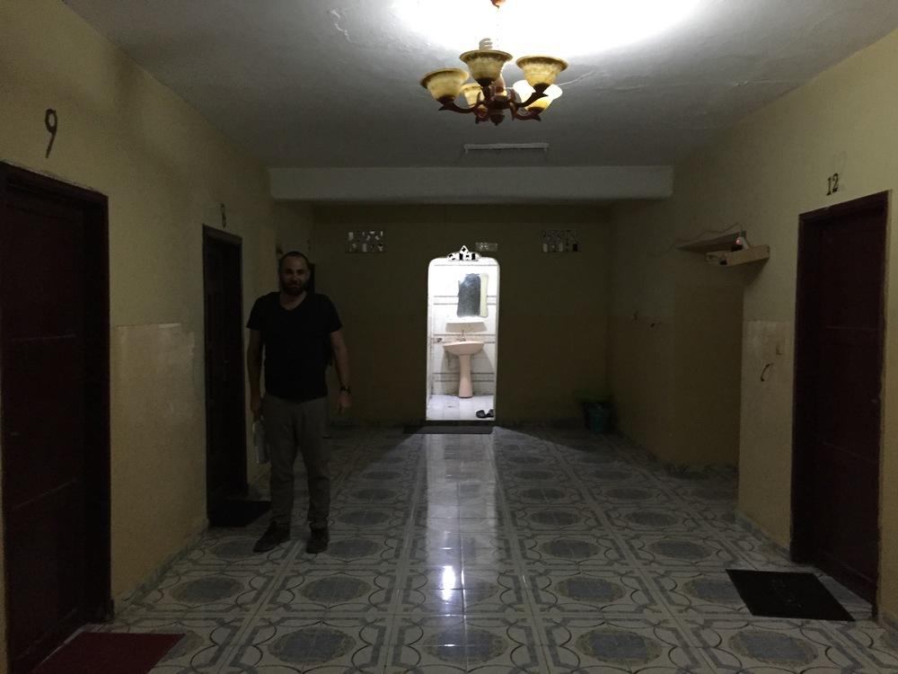 Esco Hotel Hallway