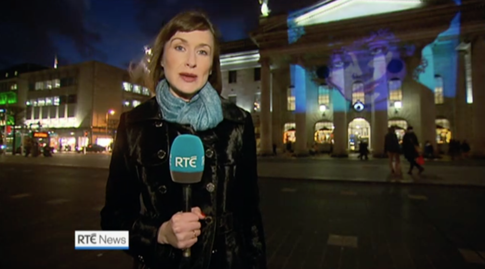 RTÉ 6.01 News Headlines