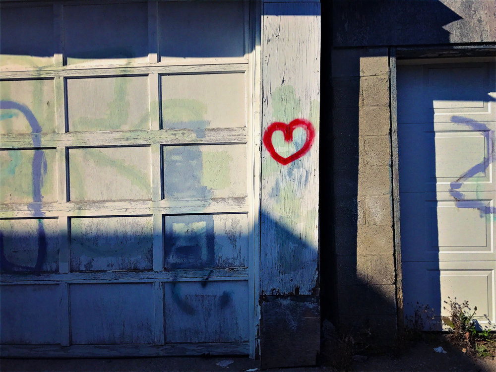 graffiti heart