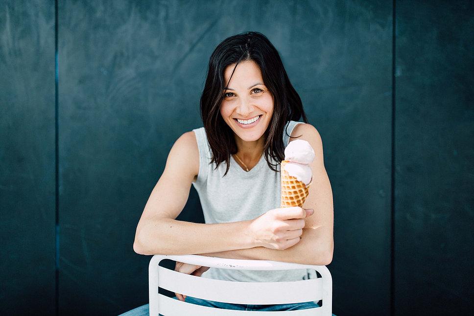 Robyn Sue Fisher,Chief Ice Cream Maker