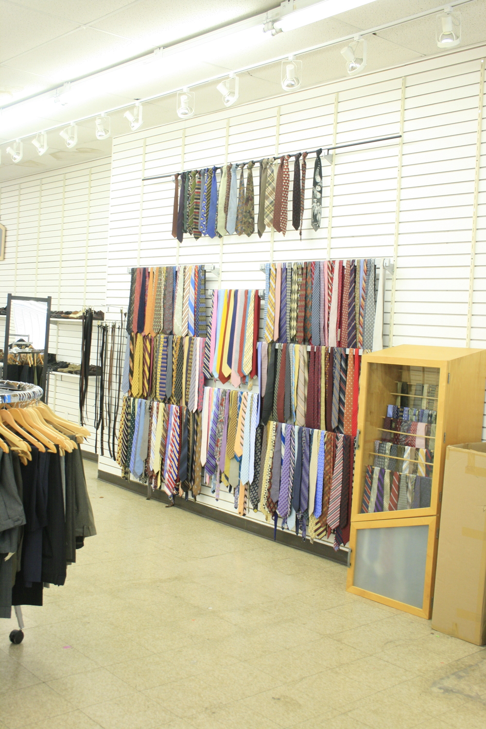 New Wall of Ties
