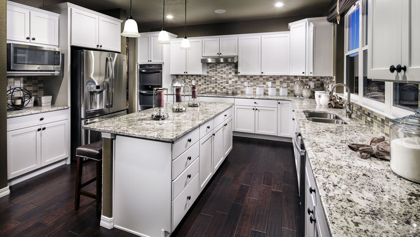 New single family home colorado spings co century RELOCATION The APC AgencyNew Home Kitchen Pictures  New Home Kitchen Design Ideas With  . New Home Kitchen Pictures. Home Design Ideas