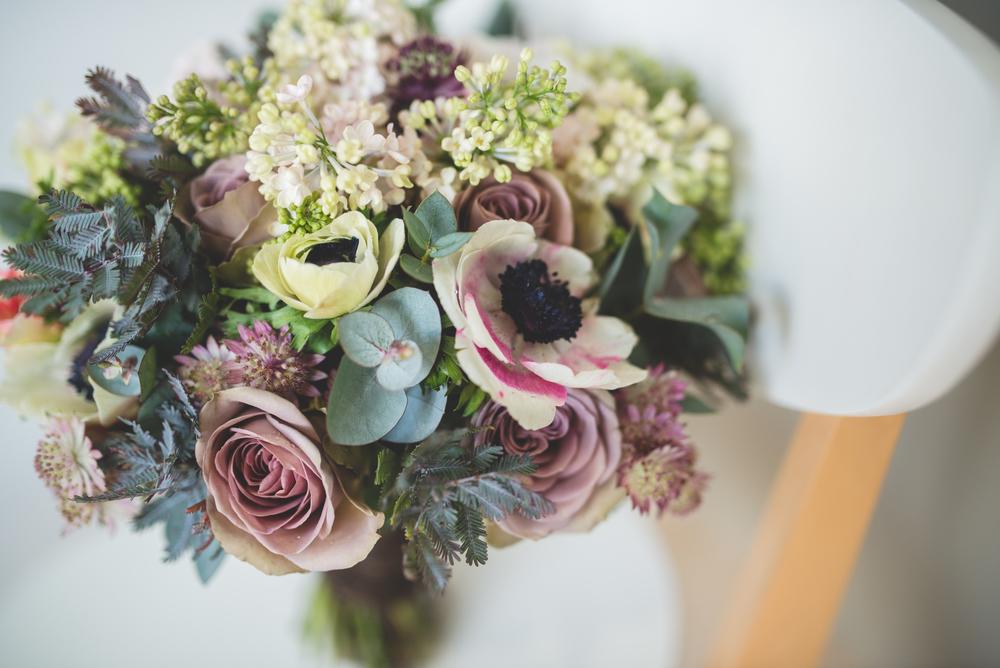 Brides Bouquet  -Dave Watts Photography