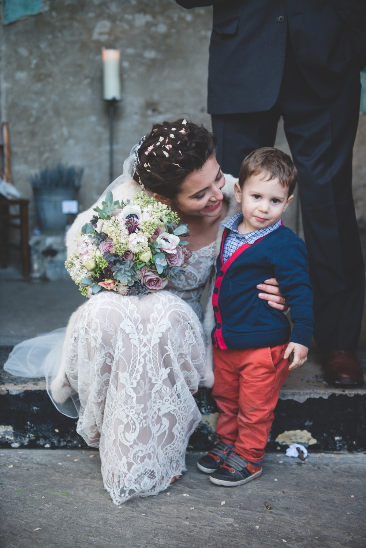 Winter Wedding  - Dave Watts Photography