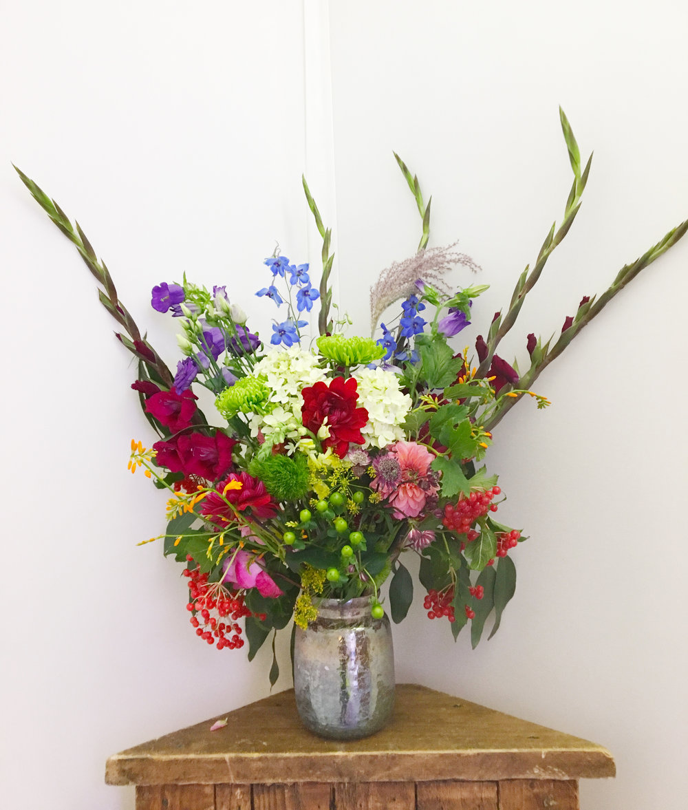 Rainbow small vase proms.jpg