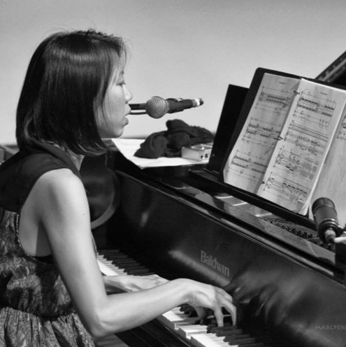 Concrete - (2015) speaking pianist - performed by Mabel Kwan