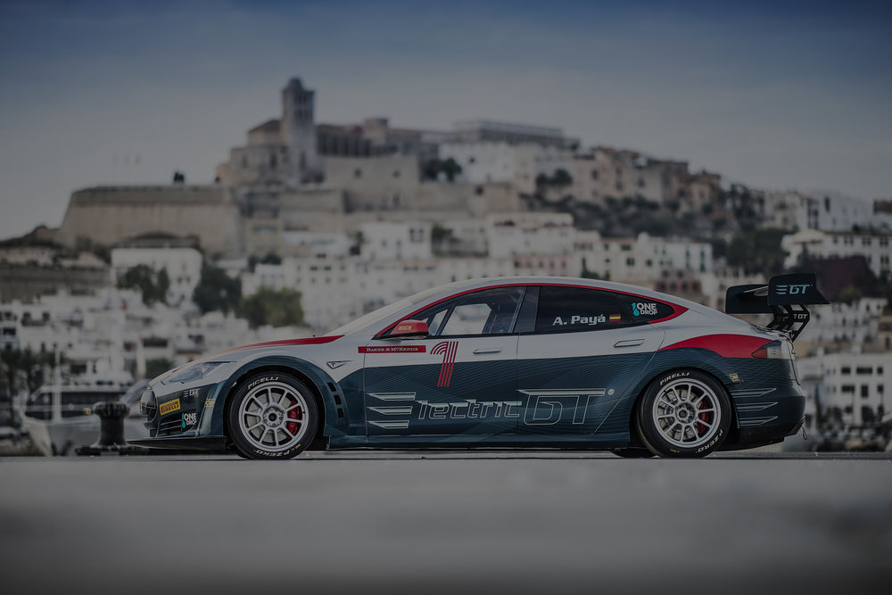 Presentation Electric GT - Ibiza