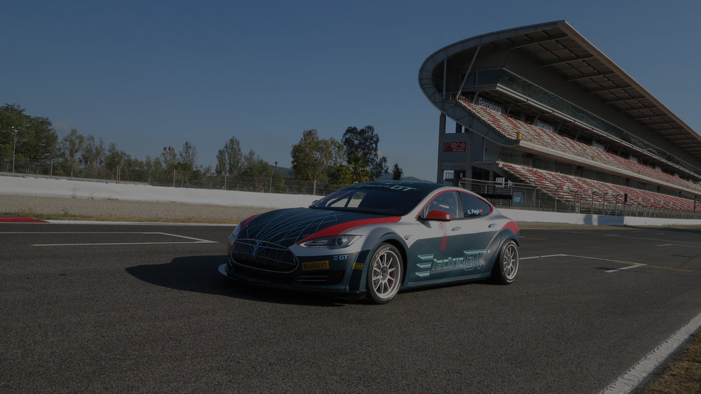 1st TestElectric GT - Barcelona