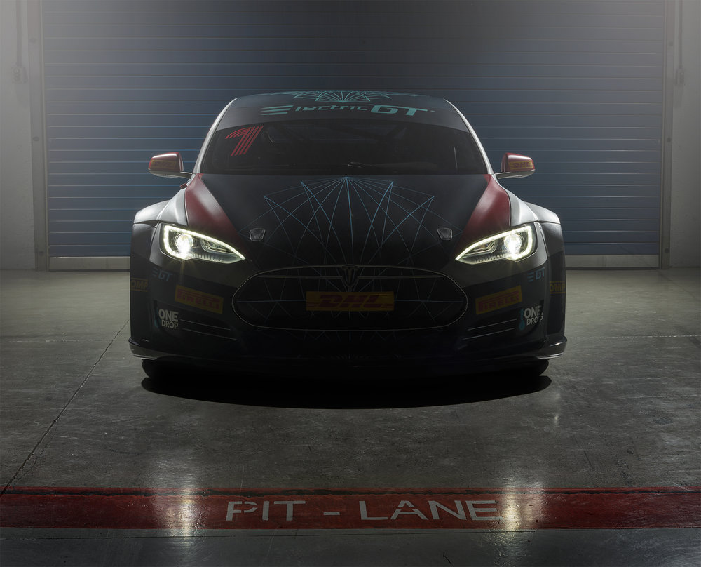 Copy of Tesla Model S EGT