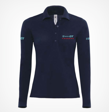 EGT Female Polo Founder - 125 €