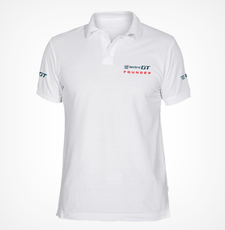EGT Male Polo Founder - 125 € Summer Edition
