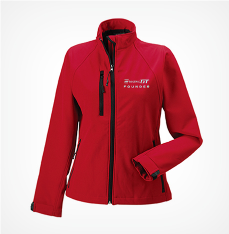 EGT Female Soft Shell Founder - 194 €