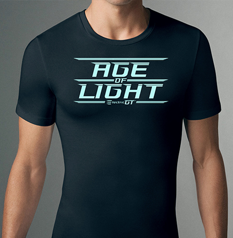 Age of Light  Unisex T-Shirt - 105 €