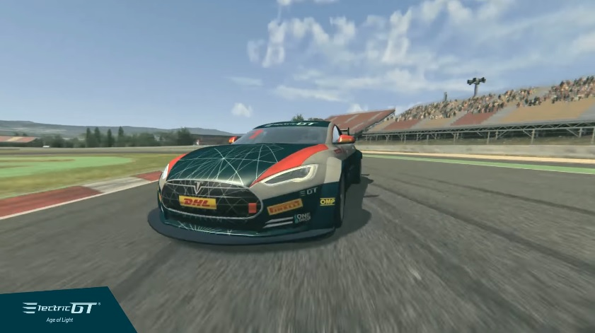 ELECTRIC GT - VIRDUAL RACE GAMEPLAY TRAILER A new reality is coming to your PC and Console. Soon you will find out how to become our Virdual champion, competing against official Electric GT race drivers. Read More