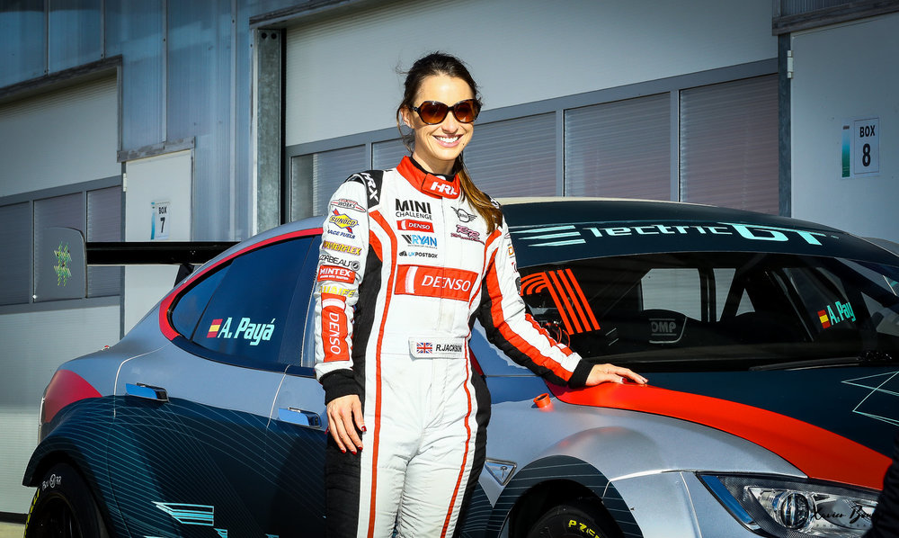 REBECCA JACKSON JOINS ELECTRIC GT DRIVERS' CLUB AHEAD OF INAUGURAL SEASON   Electric GT is excited to announce that Rebecca Jackson has joined the Electric GT Drivers' Club ahead of the inaugural season in 2018.  Read More