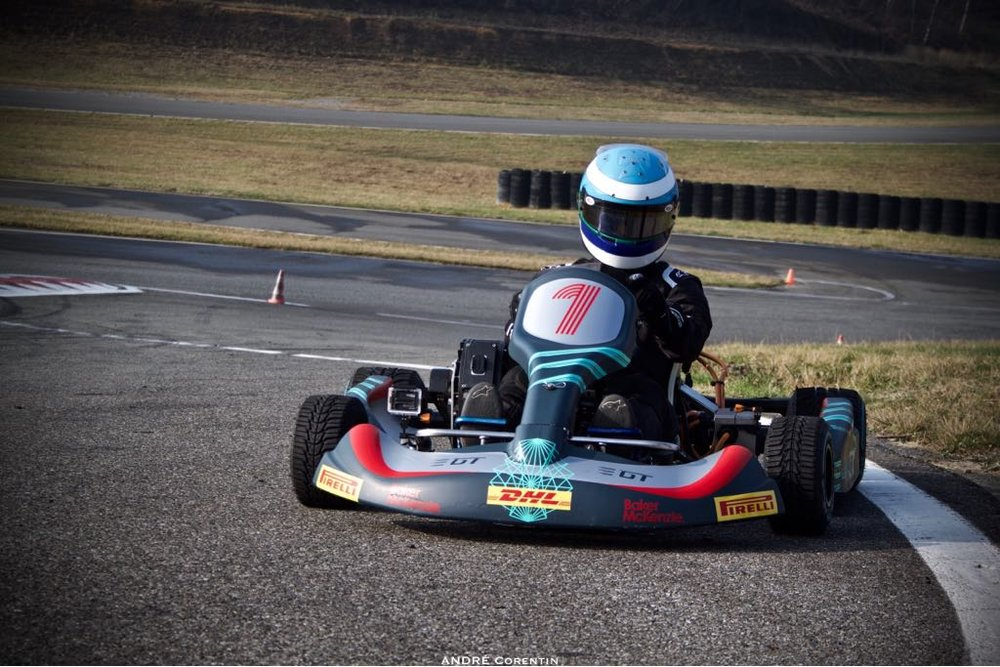D  EBUT EKARTING TEST FOR ELECTRIC GT STARS OF THE FUTURE   Three stars of the Electric GT eKarting Drivers' Club made their debut at championship headquarters on Thursday.  Read More