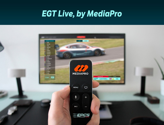 MEDIAPRO GROUP AND ELECTRIC GT HOLDINGS ANNOUNCE TV PARTNERSHIP FOR ELECTRIC PRODUCTION CAR SERIES   The EPCS is the first FIA approved fully- electric production car race series.   Read More