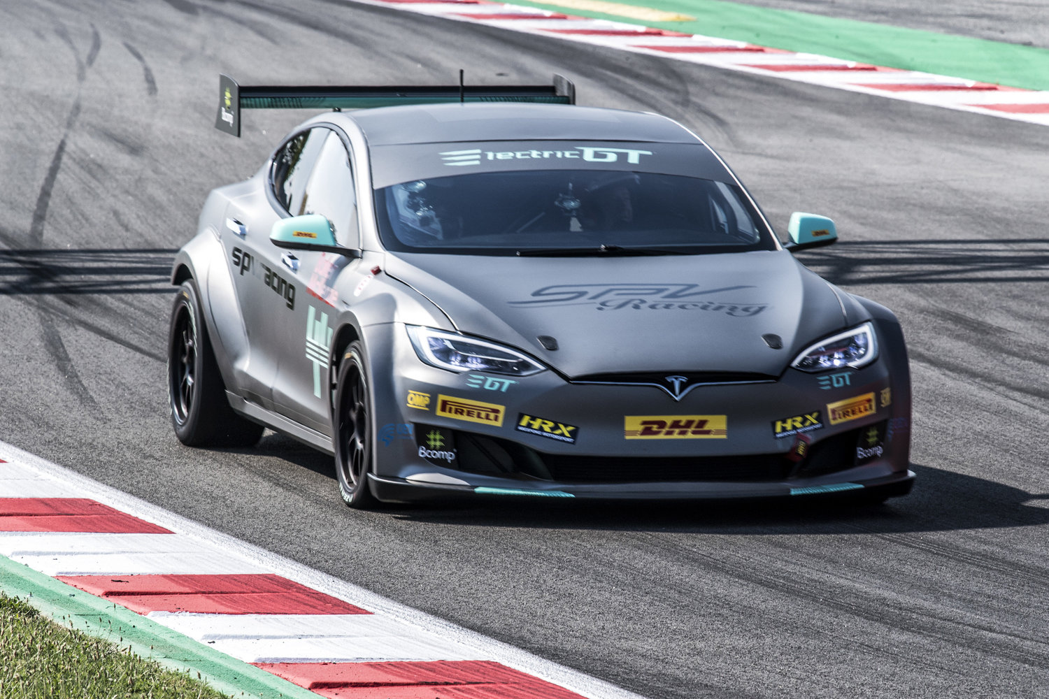 Electric Gt Championship Go Back Gallery For Series Circuits Formulas Gts Tesla P100d Makes Global Debut In Barcelona Holdings Inc And Spv