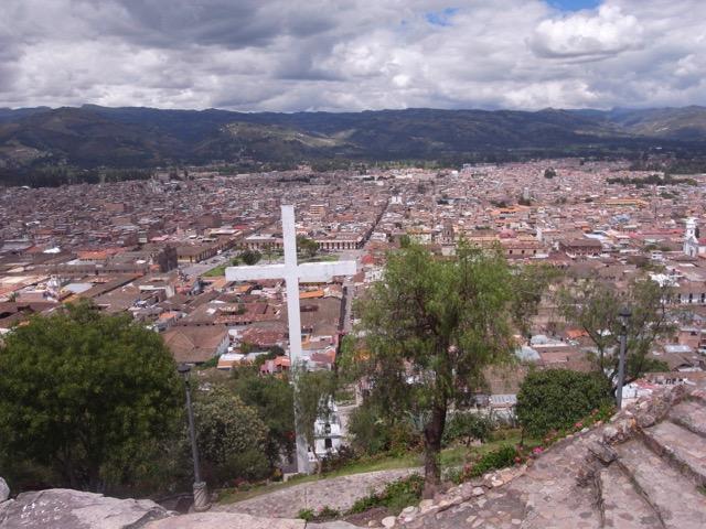 Santa Apolonia Hill, Cajamarca