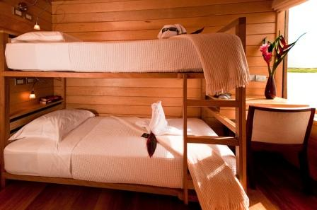 Delfin II: Bunk Bed Cabin