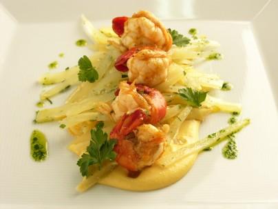 Aria Amazon: Gourmet Cuisine