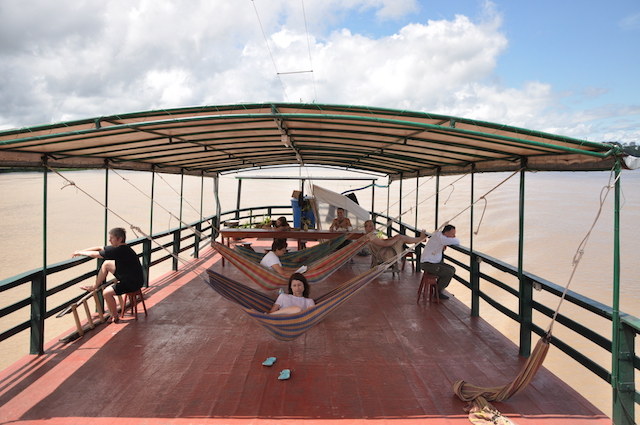 Selva Viva: Sun Deck