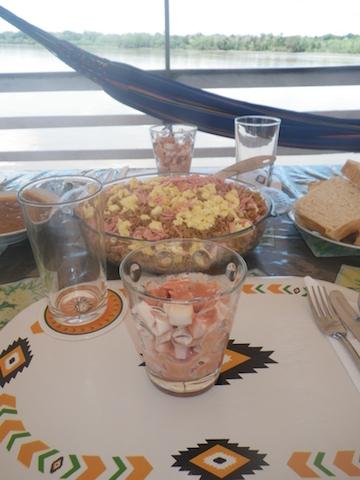 Selva Viva: Food