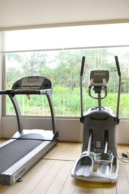 Delfin III: Gym