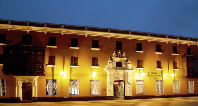 Hotel Libertador, Trujillo