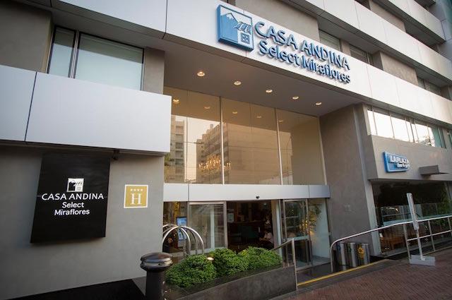 Casa Andina Select, Miraflores