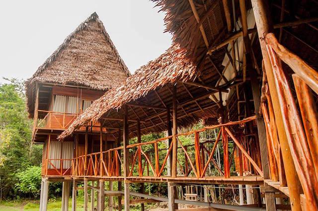 Tahuayo Lodge, Tamshiyacu
