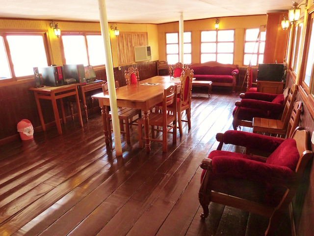 Rio Amazonas: Lounge