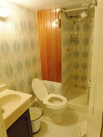 Rio Amazonas: Bathroom