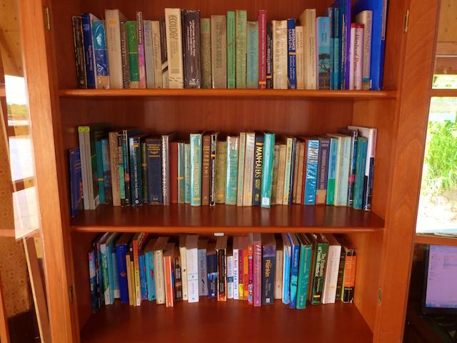 Rio Amazonas: Biblioteca