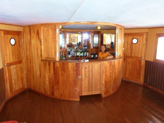 Rio Amazonas: Bar