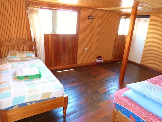 Rio Amazonas: Upper Deck Cabin