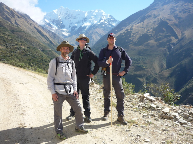 Salkantay Trek to Machu Picchu - Day 1