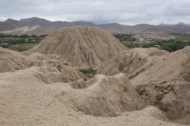Huaca Rajada - Sipan
