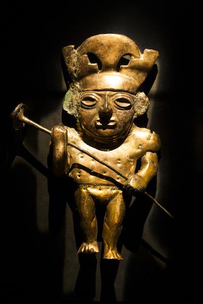 Tumbes Reales Museum, Lambayeque