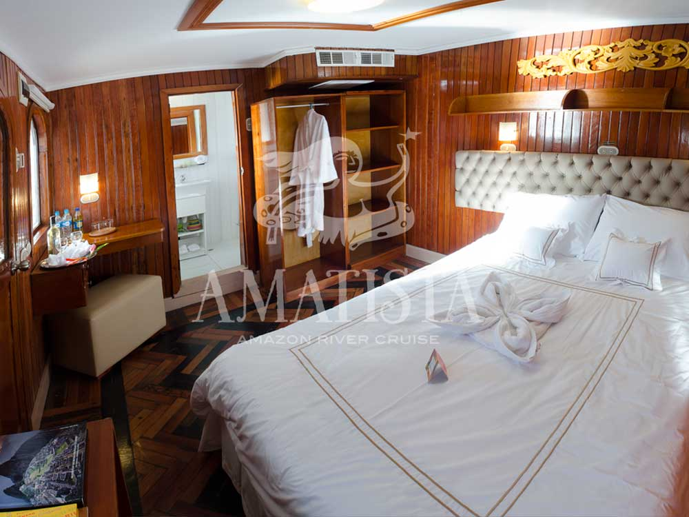 Amatista Double Cabin