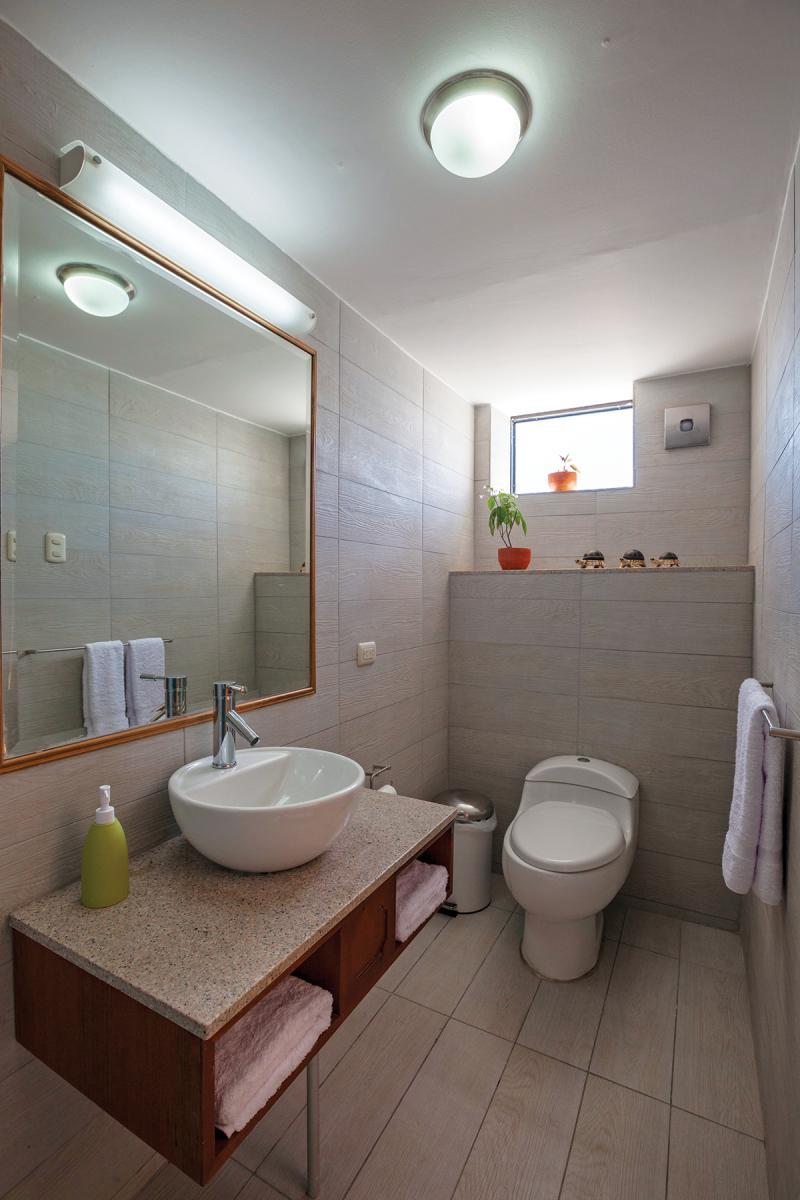 Estrella Amazonica: Bathroom