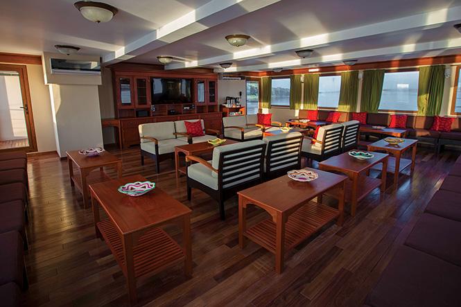 Estrella Amazonica: Lecture Room