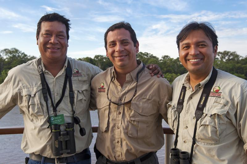 Estrella Amazonica: Naturalist Guides