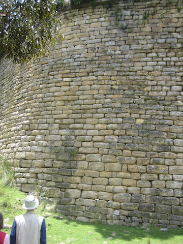 Kuelap, Chachapoyas - Impressive Walls